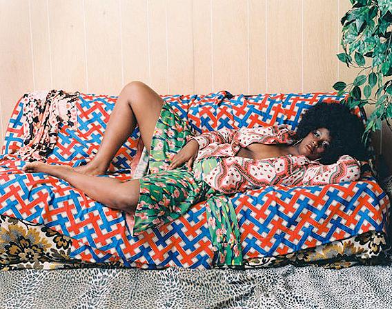 Afro Goddess With Hand Between Legs, 2006.jpg