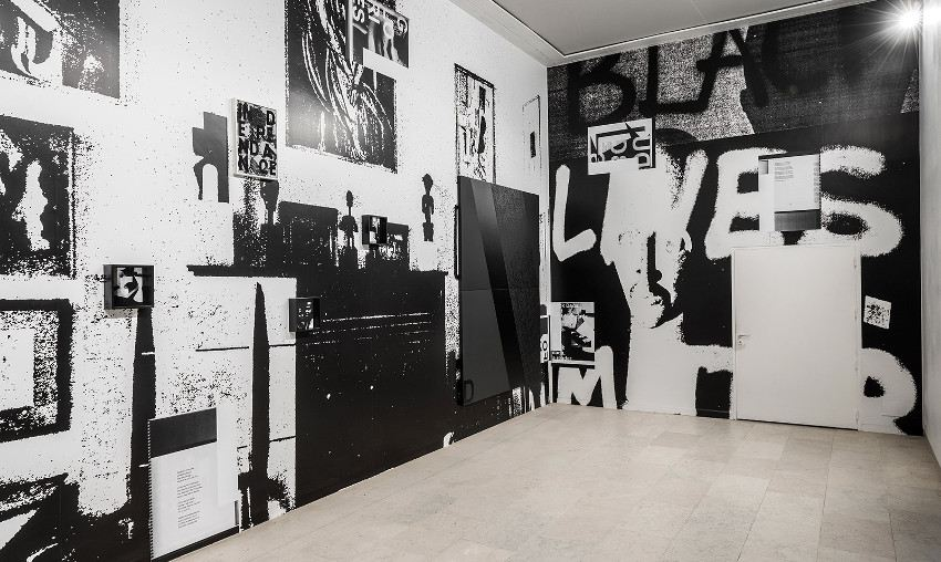 Black Lives Matter, Belgian Pavilion, 56th Venice Biennale, installation view.jpg
