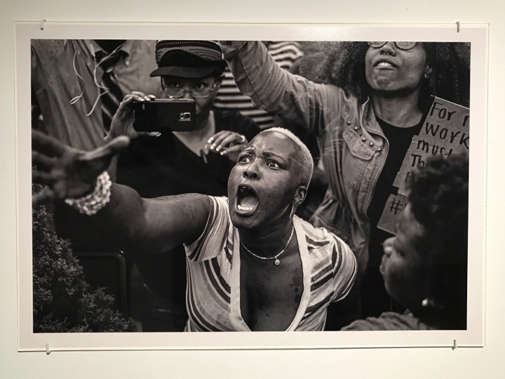 Devin Allen,  Untitled, 2015. From  A Beautiful Ghetto, series   featured in The Window and the Breaking of the Window.  Ph: Christian N. Kerr.