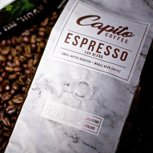 Lux blend...Transpiring bliss within every sip.🙂 Notes of red berries, brown sugar, & cocoa. ❤️☕️ The origins showcased in our espresso blend... Colombia, Brazil, & Ethiopia.  #capitocoffee #specialitycoffee #espresso #espressolover #coffee #coffeetime #coffeeculture #coffeeislove #arabicabeans 📷 @vincentchasephotography