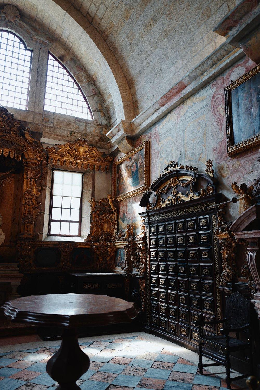 Porto's Cathedral / Igreja da Sé