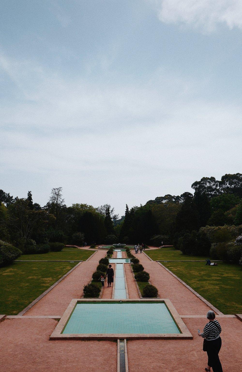 Serralves Garden / Parque de Serralves