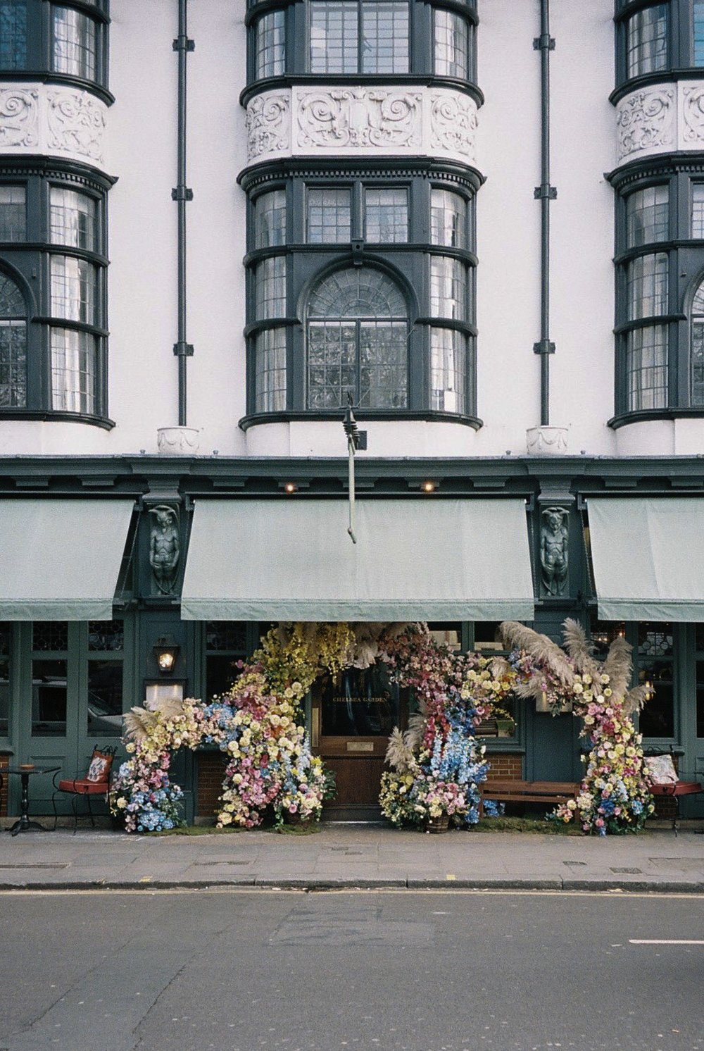 The Ivy, Chelsea.