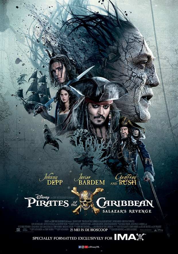 Pirates of the Caribbean  Salazar s Revenge Review — A Writer For Hire ab01a65e8716f