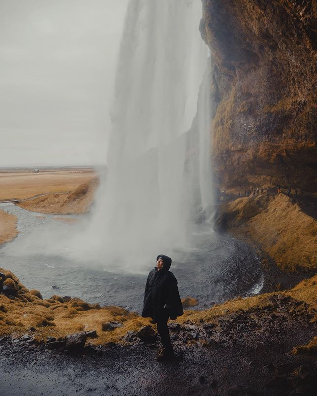 The best showers are from Iceland