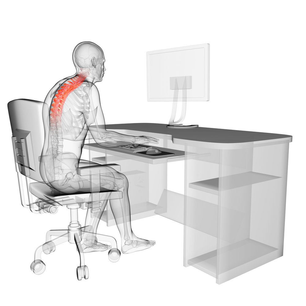 Four Things That Can Affect Your Shoulder Mobility_Thoracic Spine