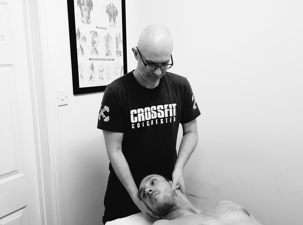 Steve Batchelor is an HCPC registered Phyiotherapist working at Colchester Physiotherapy