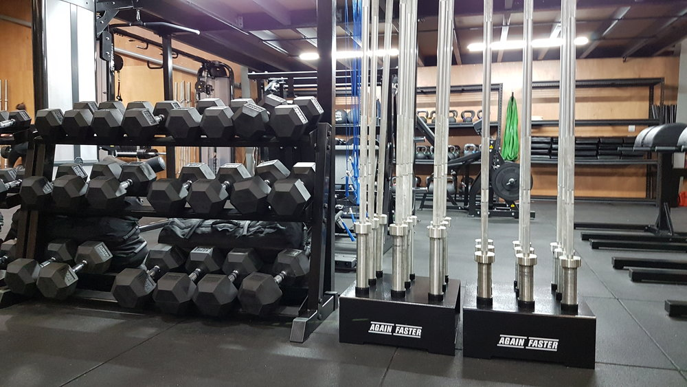Colchester Sports Injury Clinic Barbells