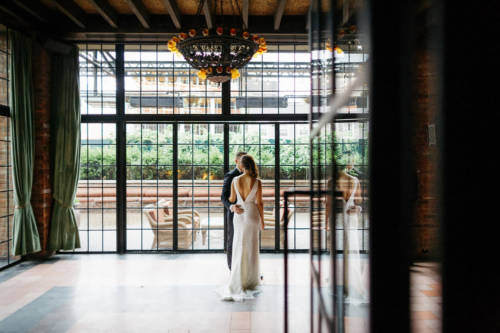 A Bower Hotel Wedding New York