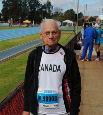Scot Henney at the World Masters in 2016.