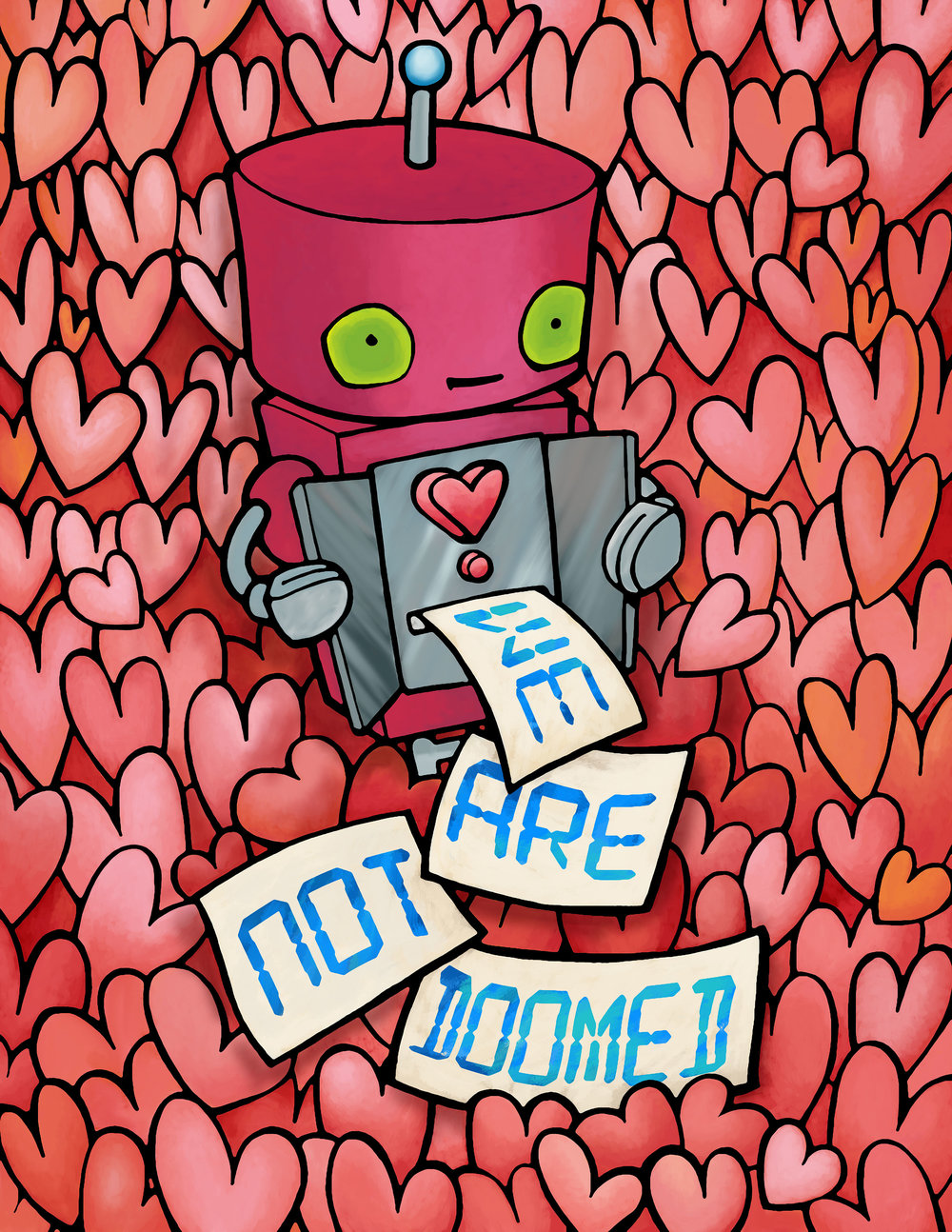 We Are Not Doomed - click to download hi res file