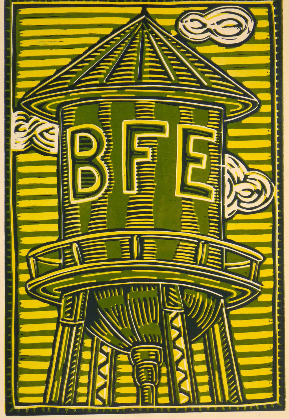 BFE, Green & Yellow 2013