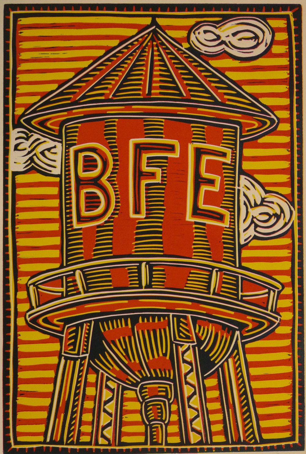 BFE, Red & Yellow  2013
