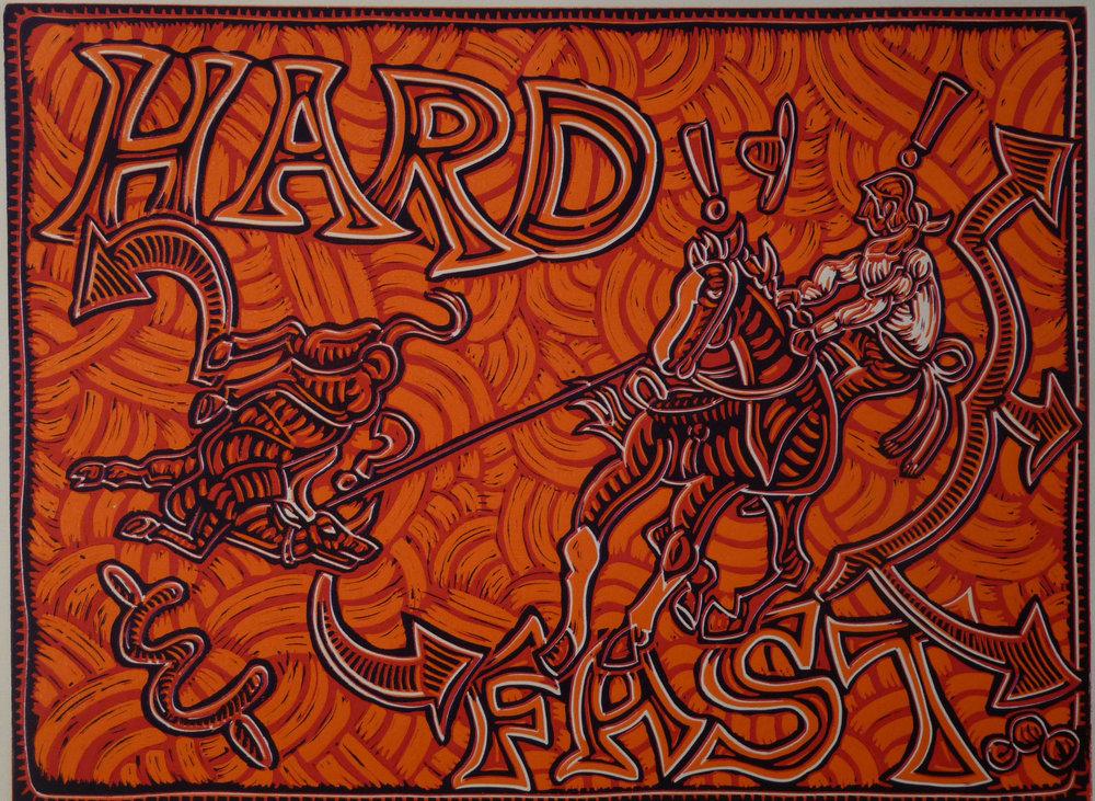 Hard & Fast, Sherbert 2014
