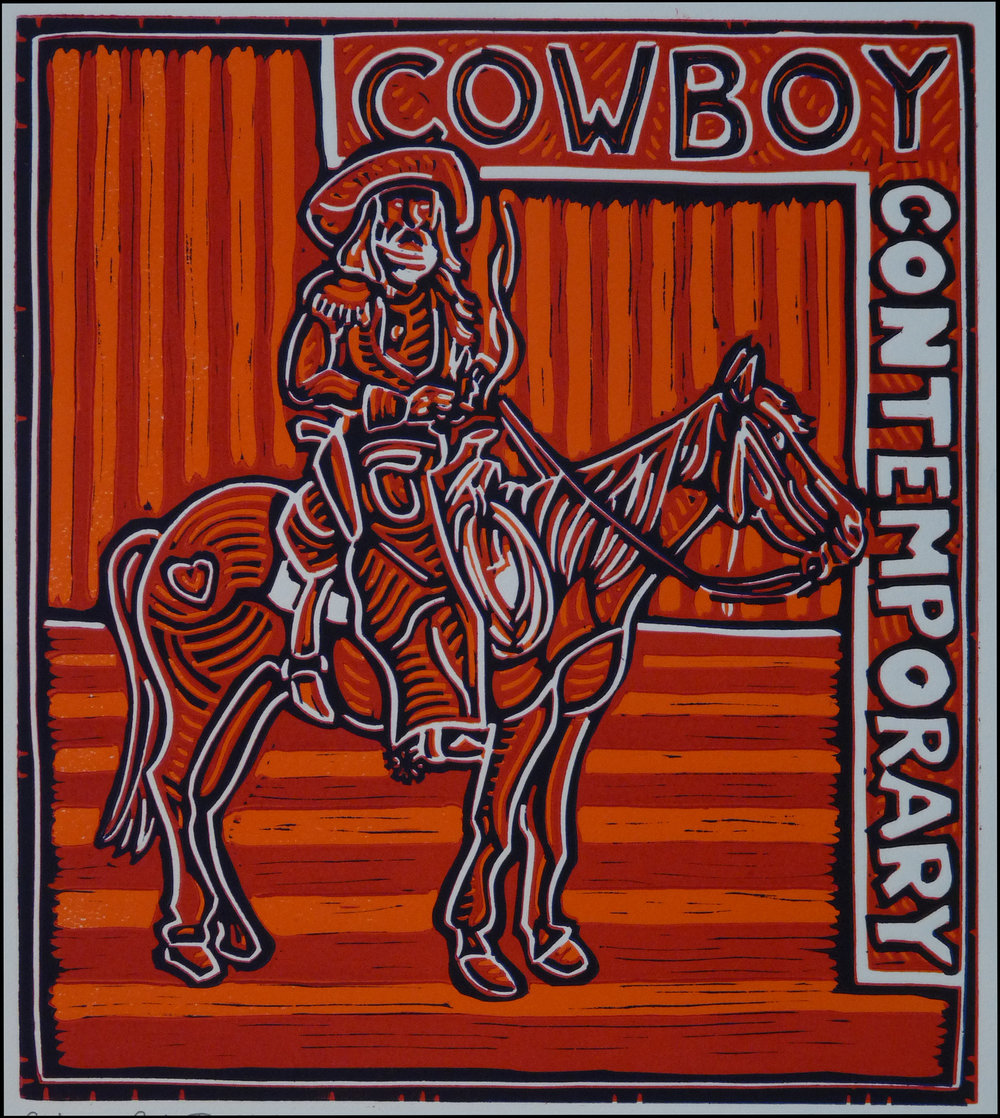Contemporary Cowboy, Red Velvet 2014