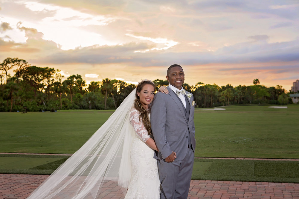 Ciara and Ron - Bonita Bay Club