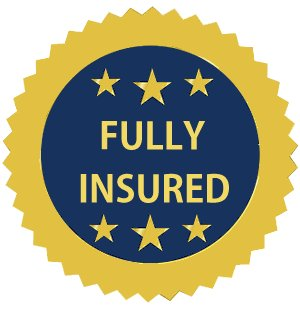 Up to 5 Million Pounds Full Public Liability Insurance.
