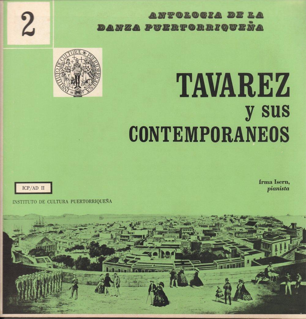 Tavárez y sus Contemporáneos