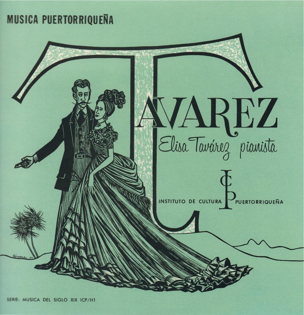La Música de Manuel G. Tavárez