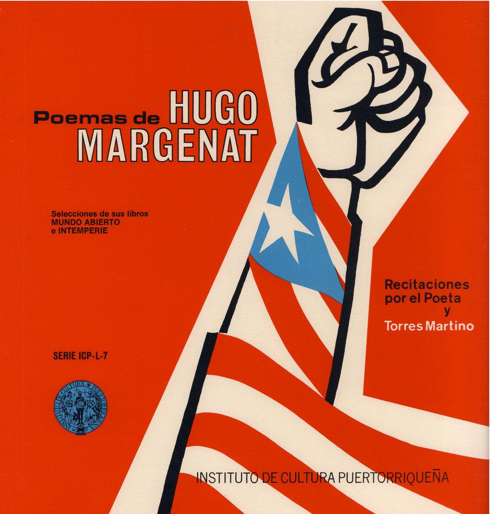 Poemas de Hugo Margenat (Selección de sus libros Mundo Abierto e Intemperie)