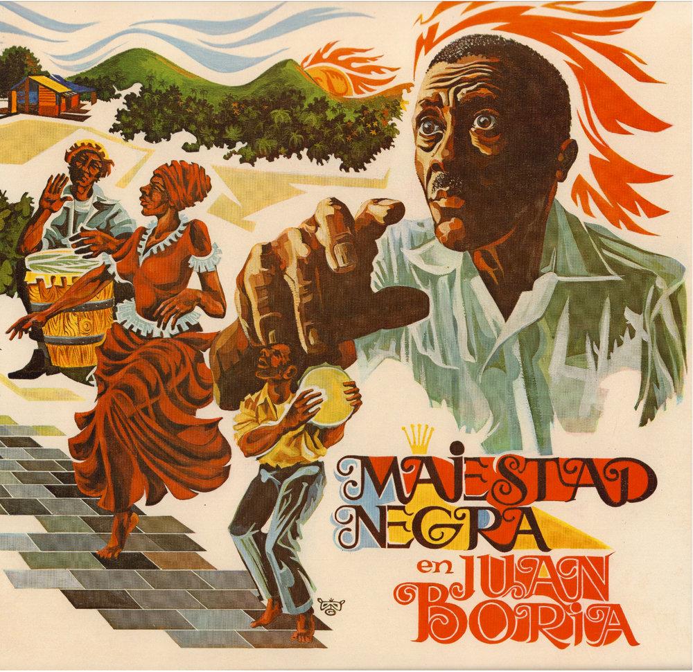 Majestad Negra en Juan Boria