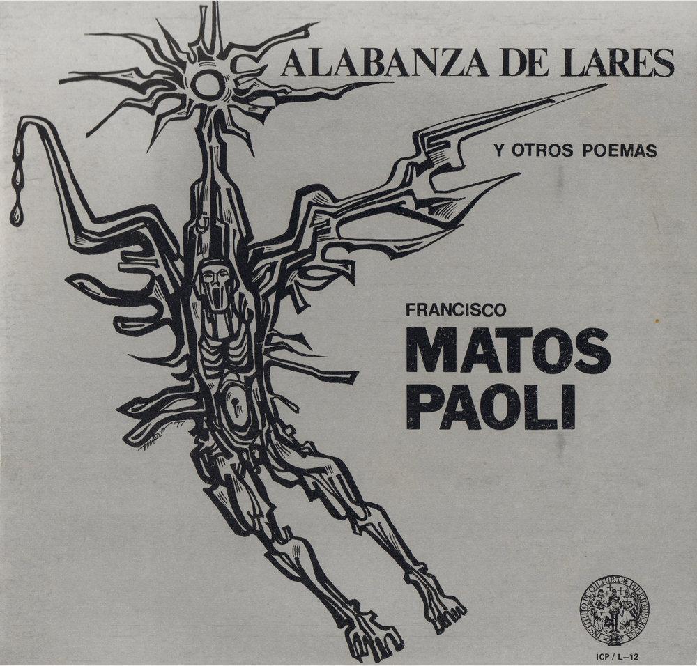 Alabanza de Lares y otros poemas: Francisco Matos Paoli