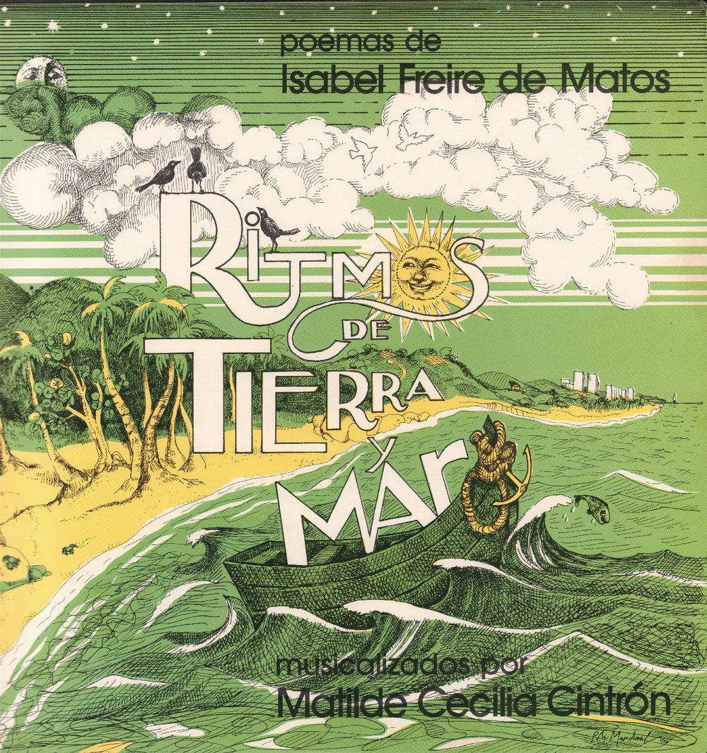 Ritmos de Tierra y Mar: Poemas de Isabel Freire de Matos