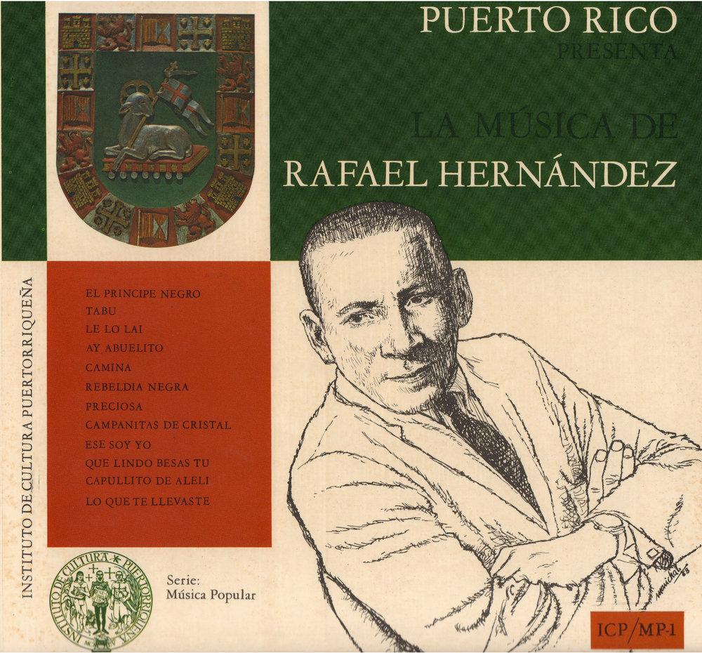 Puerto Rico presenta...La Música de Rafael Hernández
