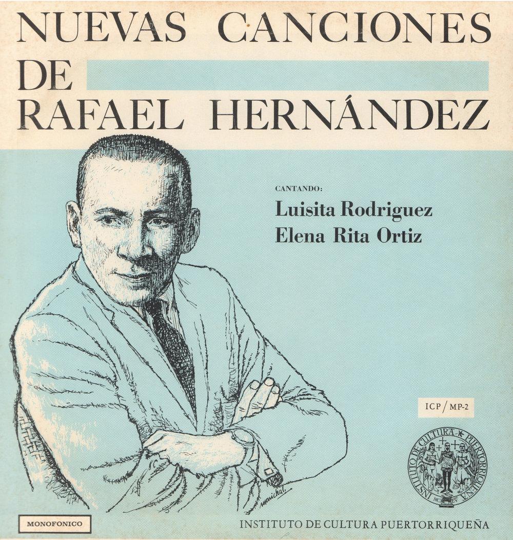 Nuevas Canciones de Rafael Hernández