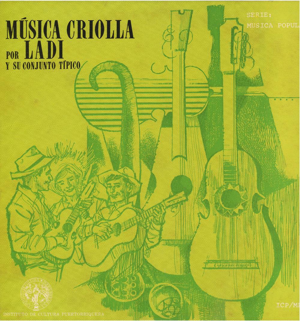 Música Criolla por Ladí y su Conjunto Típico