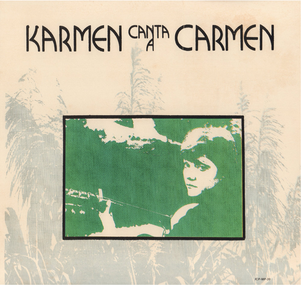 Karmen canta a Carmen