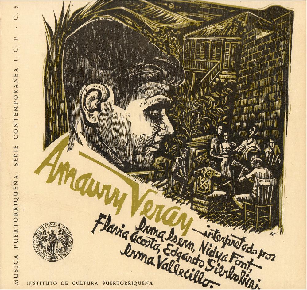 Música de Amaury Veray