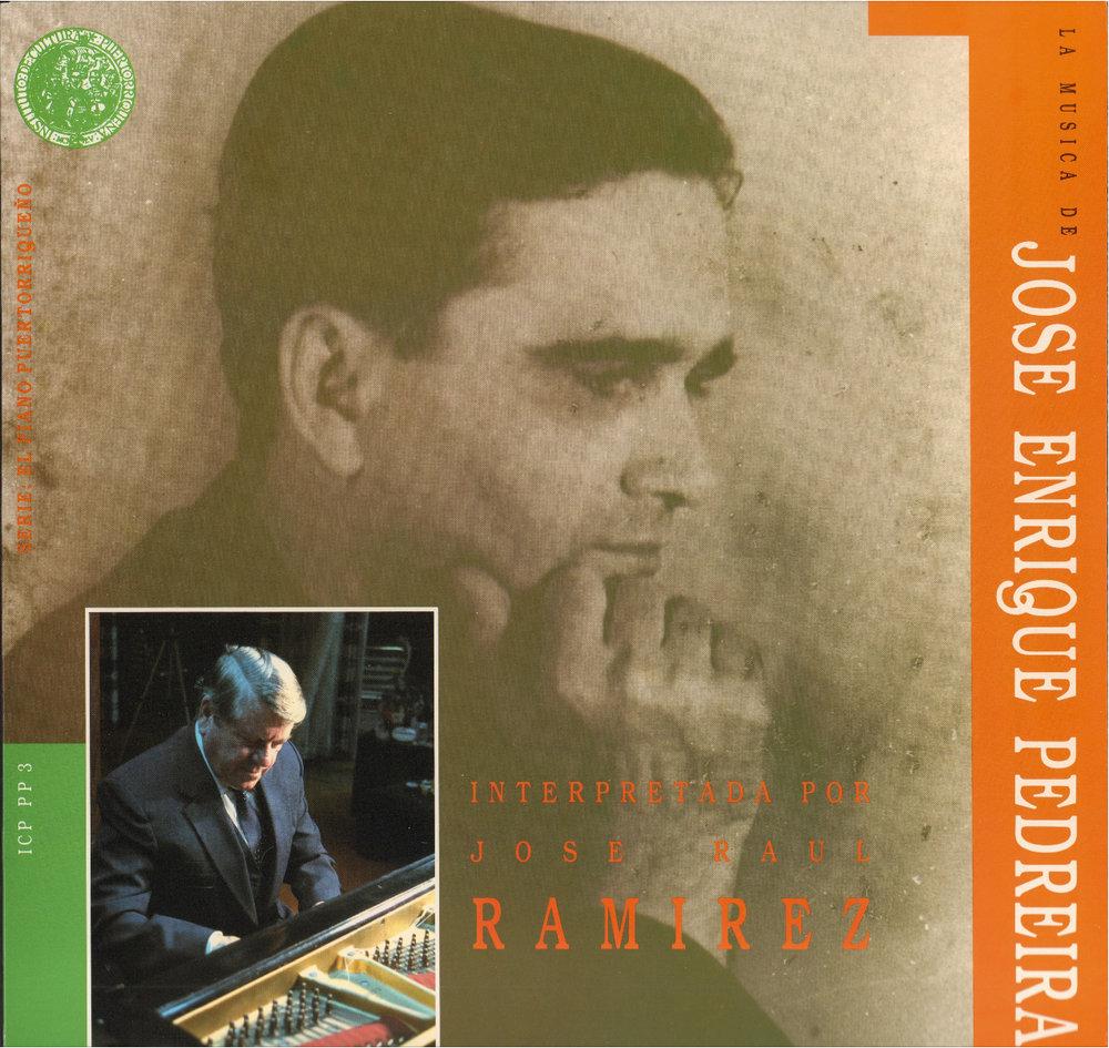 La Música de José Enrique Pedreira interpretada por José Raúl Ramírez