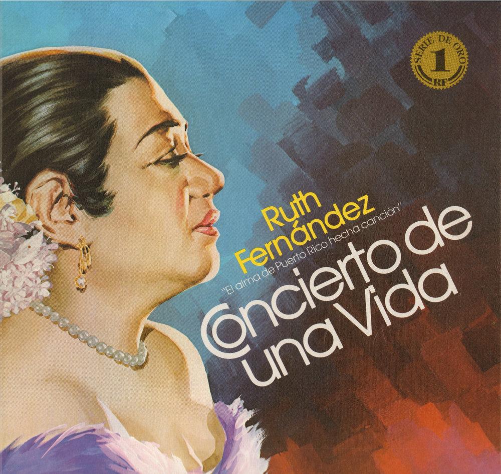 Concierto de Vida - Ruth Fernández