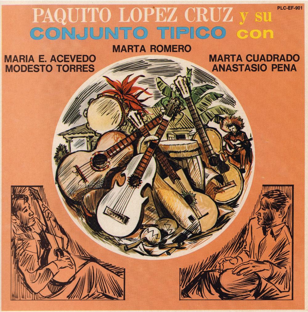 Ritmos de Puerto Rico: Paquito López y su Conjunto Típico