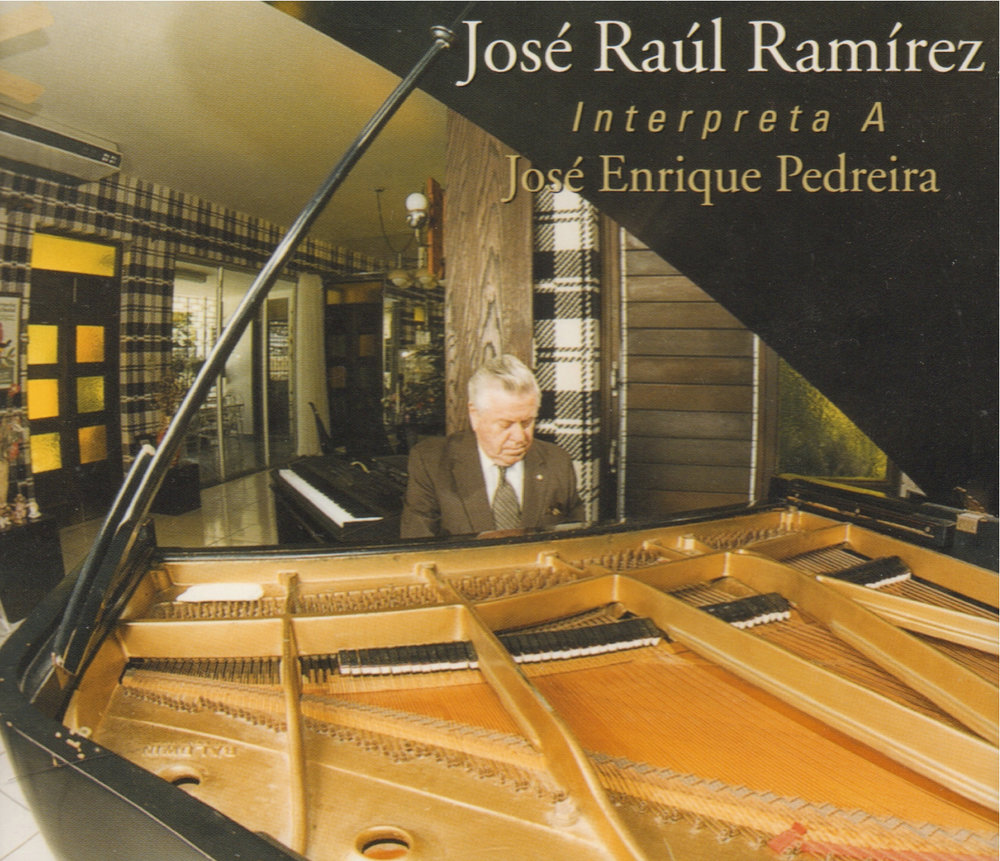 José Raúl Ramírez interpreta a José Enrique Pedreira