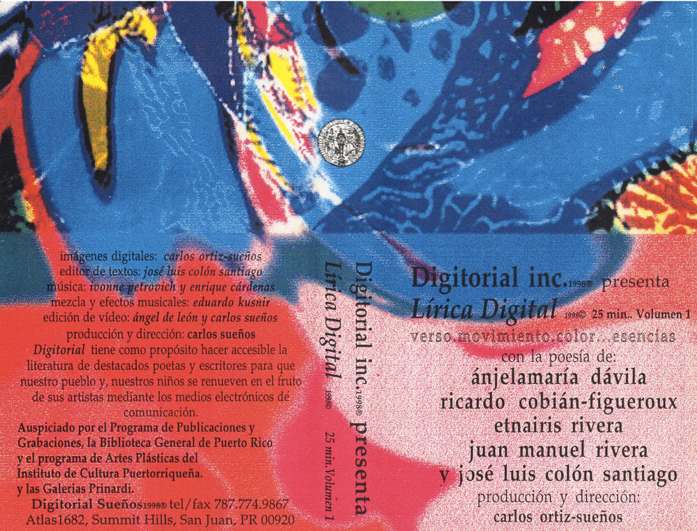 Digitorial Inc. presenta Lírica Digital