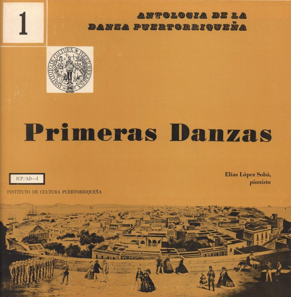 Antología de la Danza Puertorriqueña