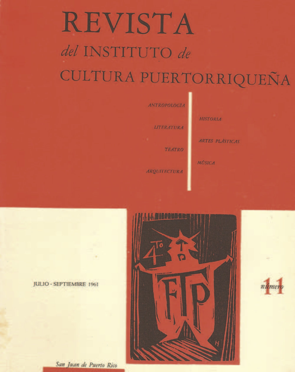 Número 11 / 1961
