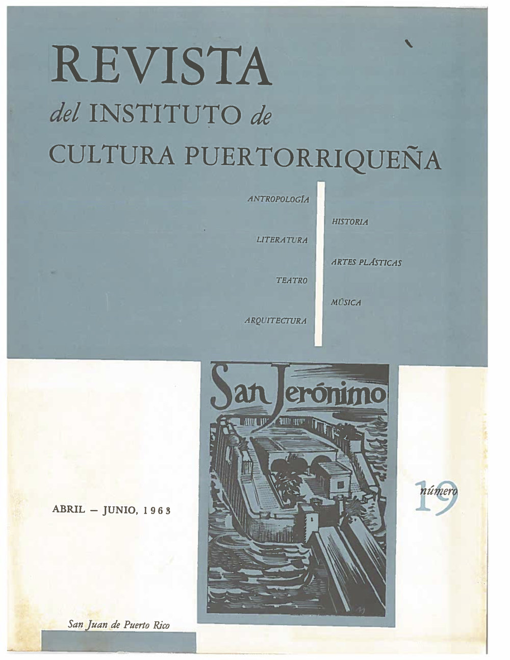 Número 19 / 1963