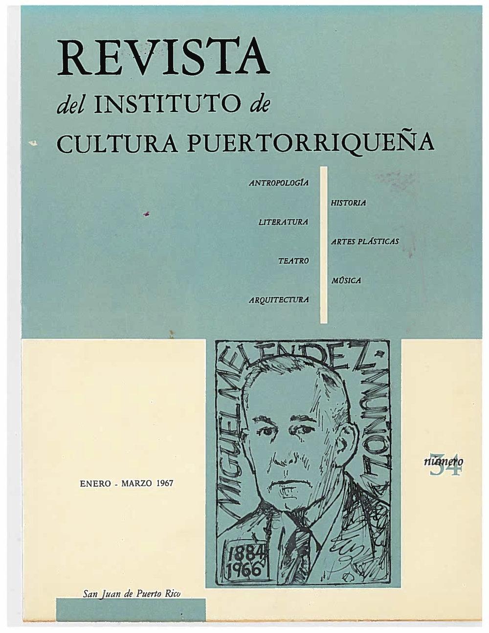Número 34 / 1967