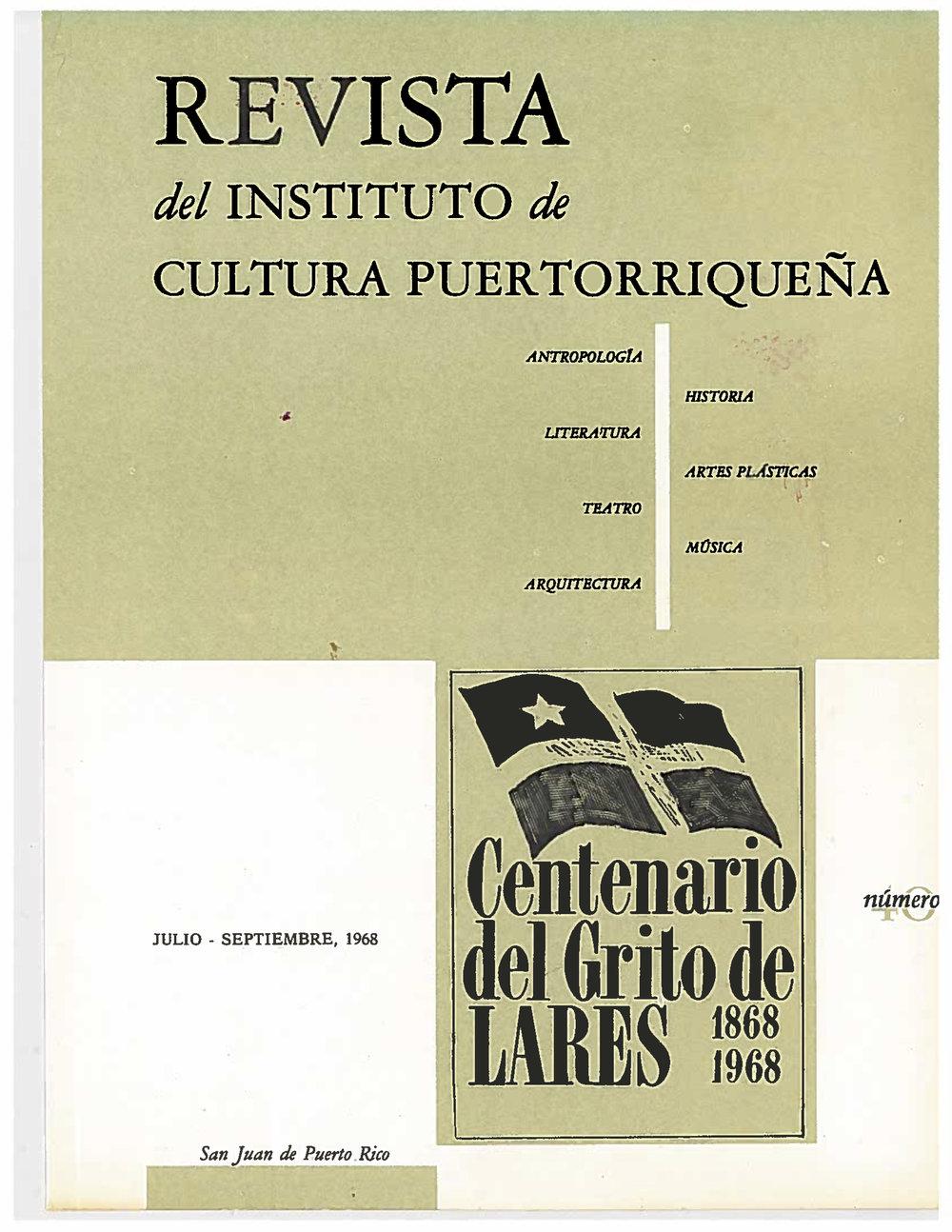 Número 40 / 1968