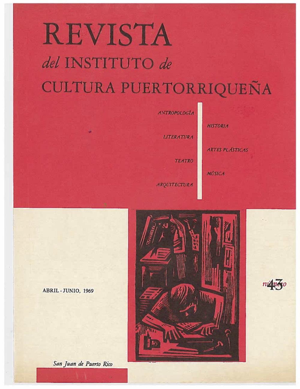 Número 43 / 1969