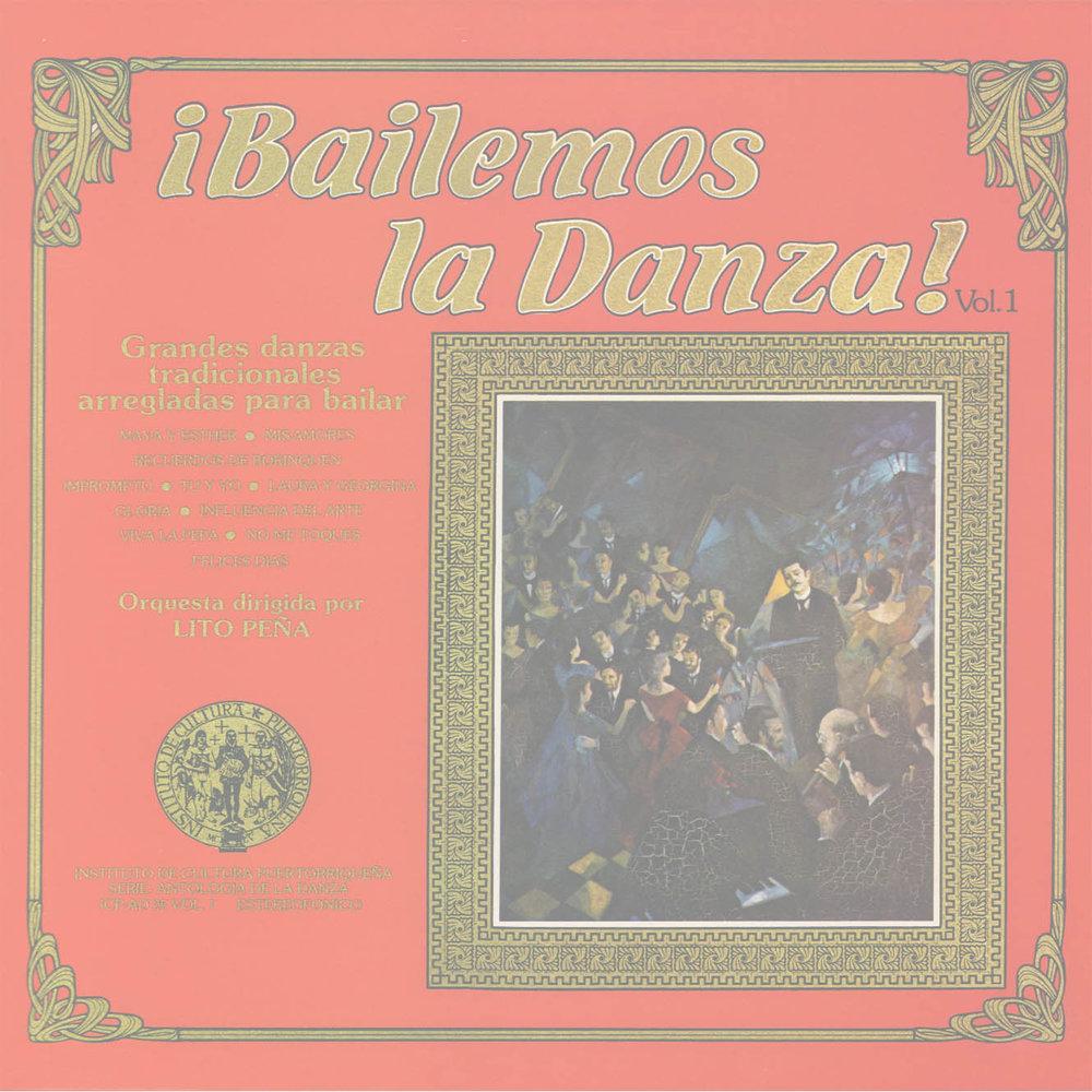 ¡Bailemos la Danza! Grandes danzas tradicionales arregladas para bailar Vol. 1
