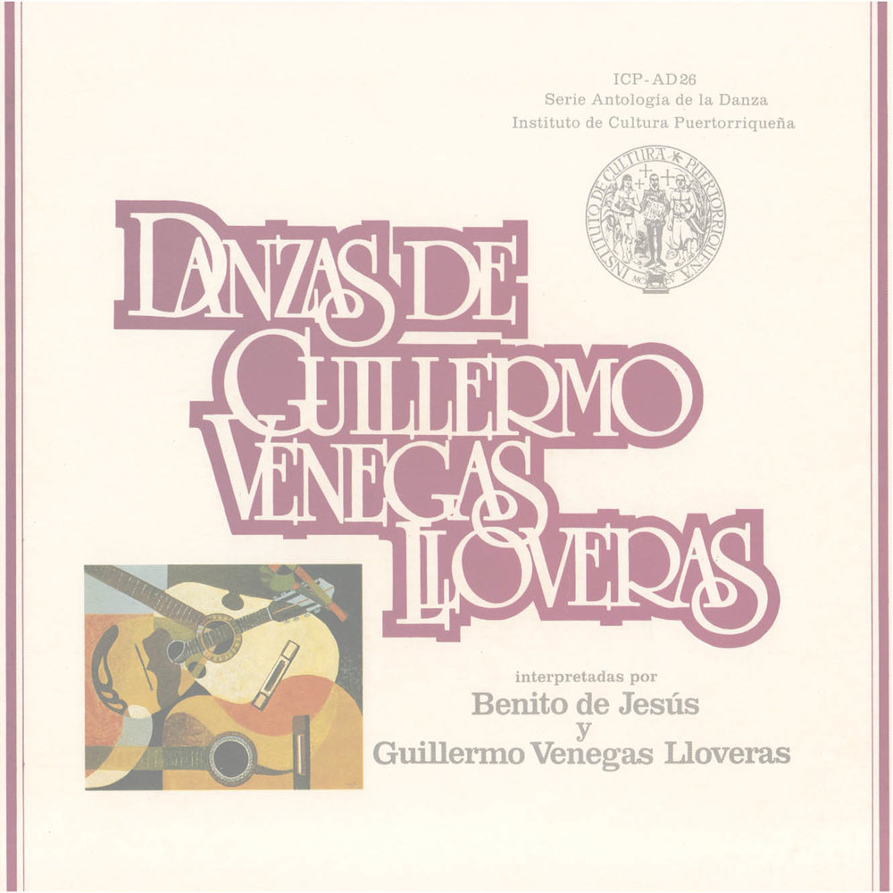 Danzas de Guillermo Venegas Lloveras
