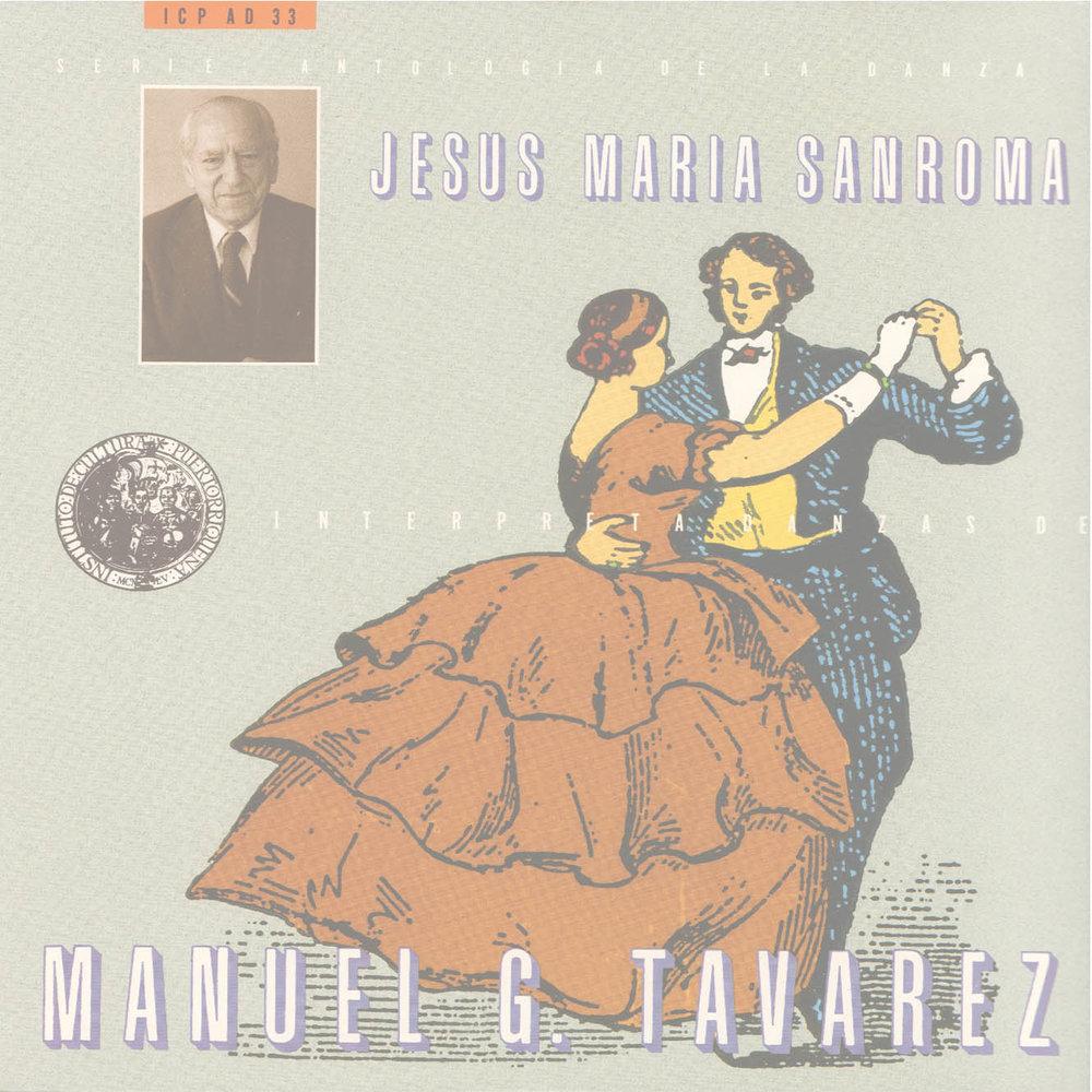 Jesús María Sanromá interpreta danzas de Manuel G. Tavárez