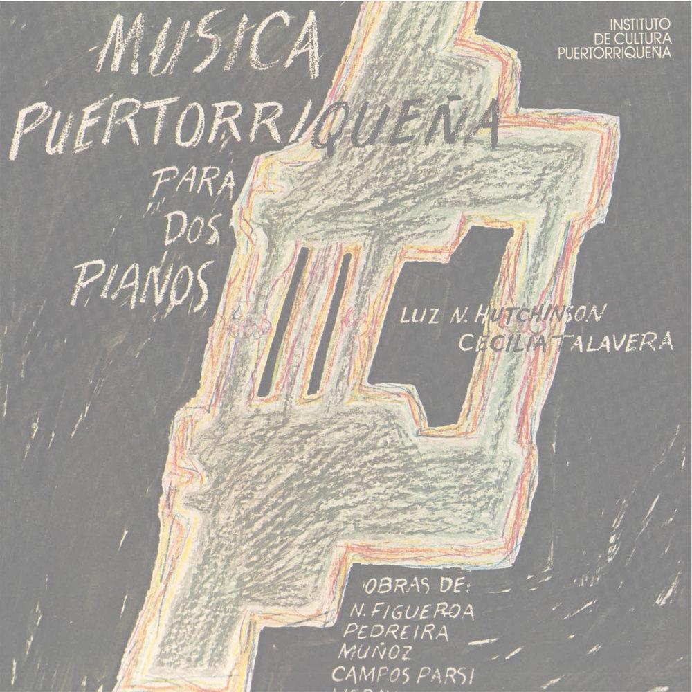 Música Puertorriqueña para dos pianos