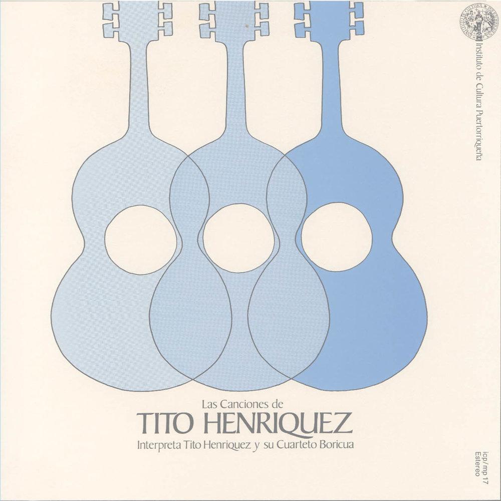 Las Canciones de Tito Henríquez