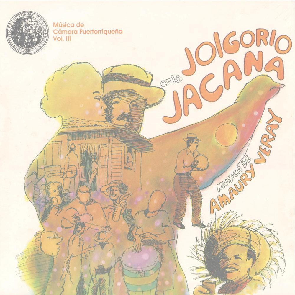 Jolgorio en la Jácana - Música de Amaury Veray