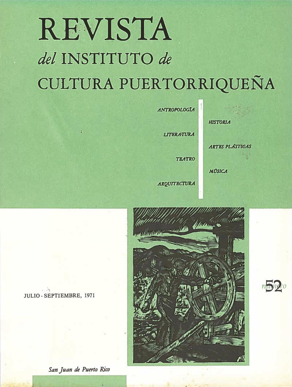 Número 52 / 1971